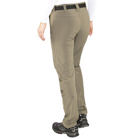 Maier Sports Lulaka - Pantalon long Femme - marron